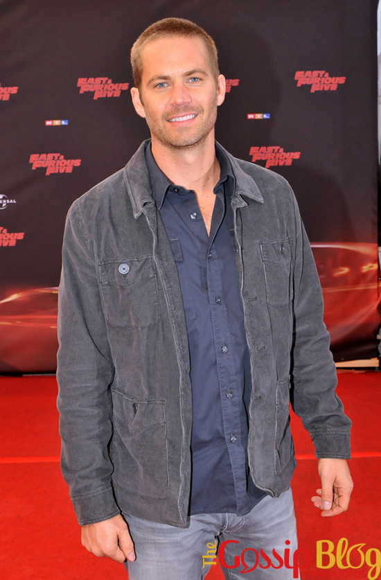 Paul Walker at 'Fast & Furious 5' Premiere