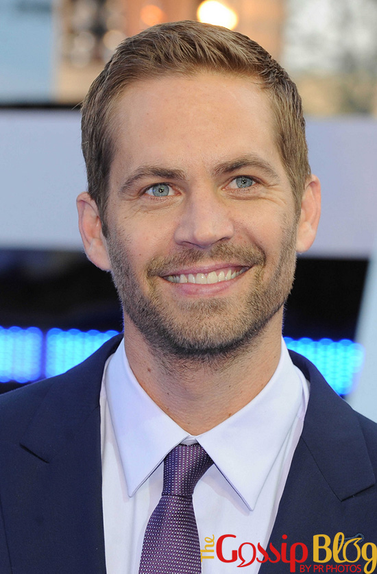Paul Walker at 'Fast & Furious 6' Premiere