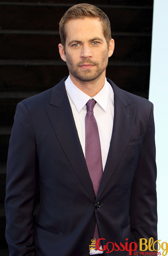 Paul Walker at 'Fast & Furious 6' World Premiere