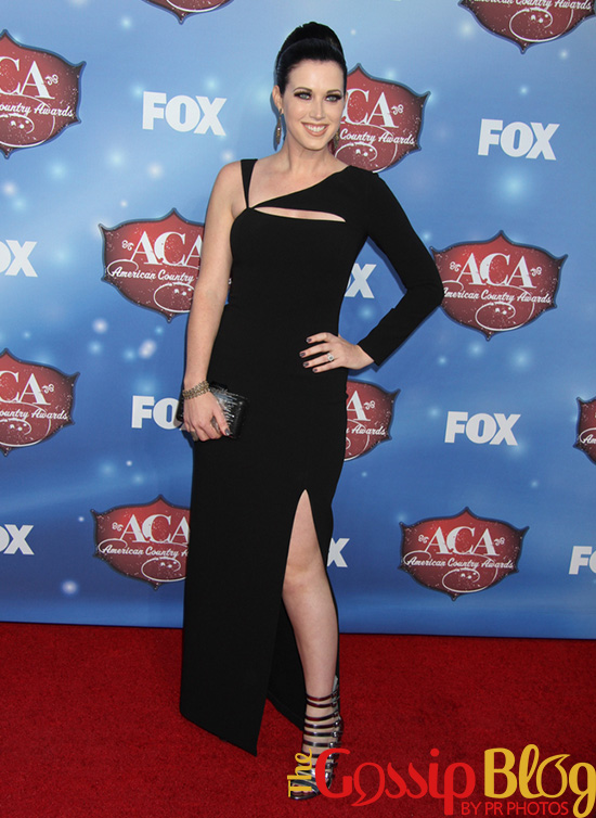 Shawna Thompson at American Country Awards 2013