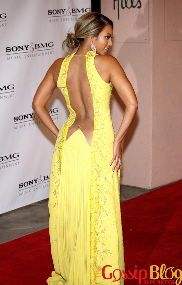Beyonce 2008 grammys