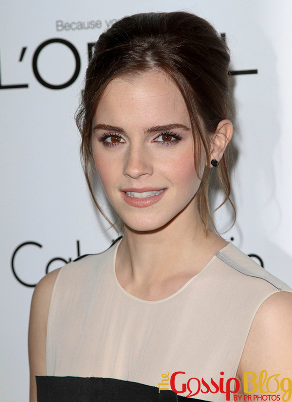Emma Watson at 2012 ELLE Women in Hollywood Tribute