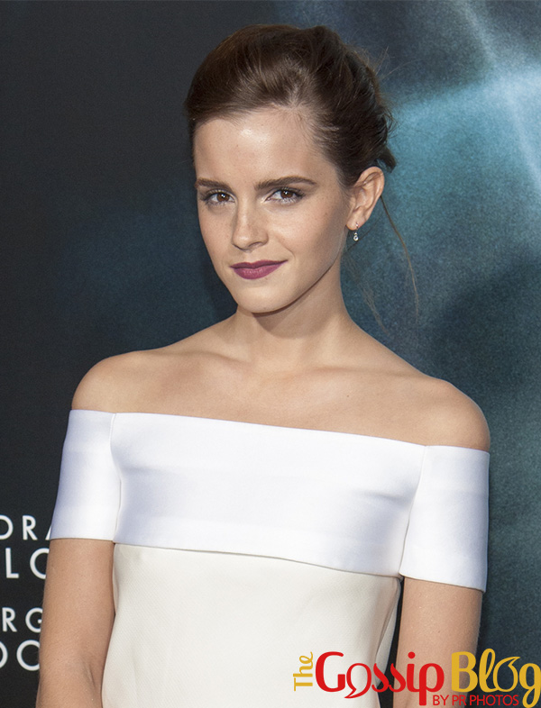 Emma Watson at'Gravity' New York City Premiere