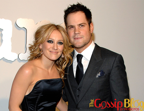 Hilary Duff and Mike Comrie confirm split