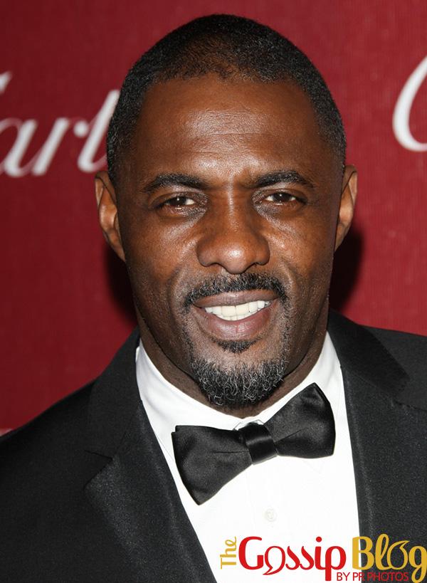 Idris Elba bowtie