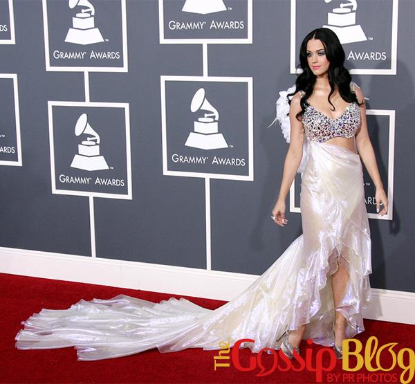 Katy Perry 2011 grammys