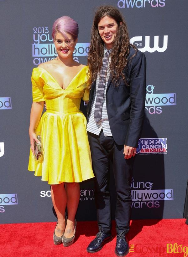 Kelly Osbourne and Matthew Mosshart end engagement
