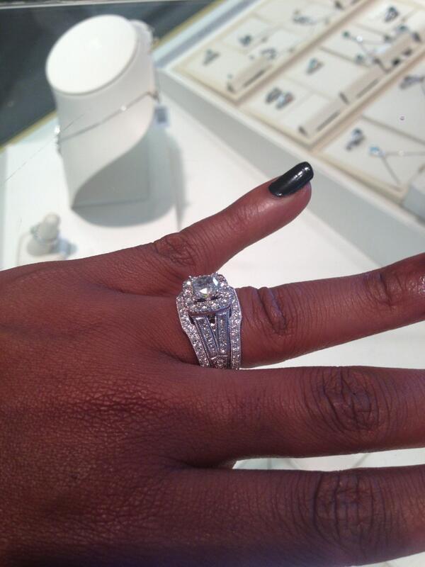 bobbi kristina engagement ring