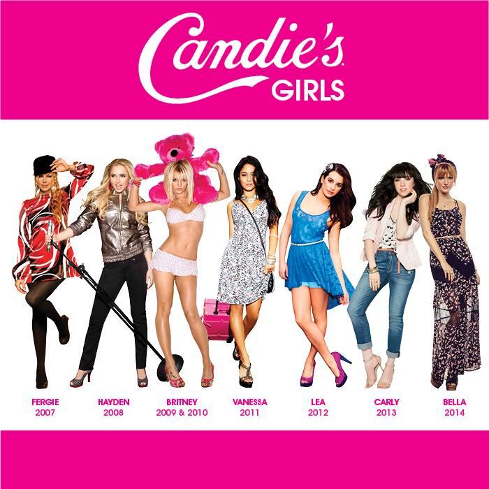 candies girls