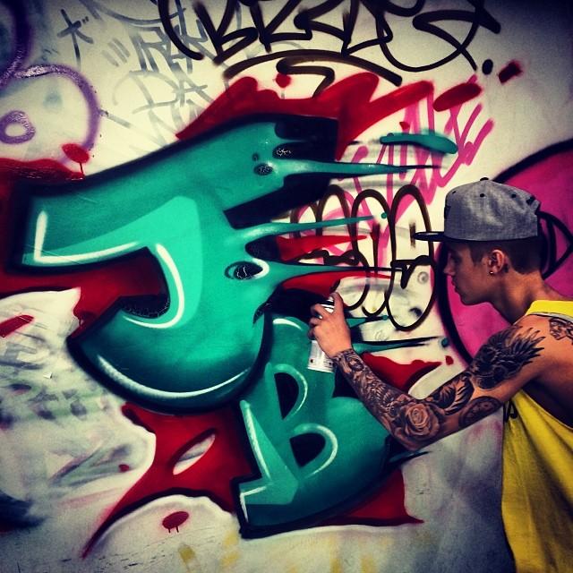 jb grafitti