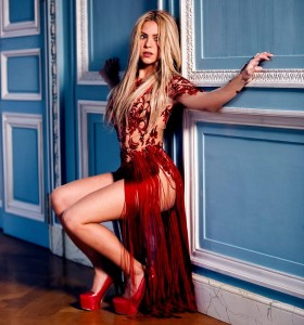 Shakira's new album