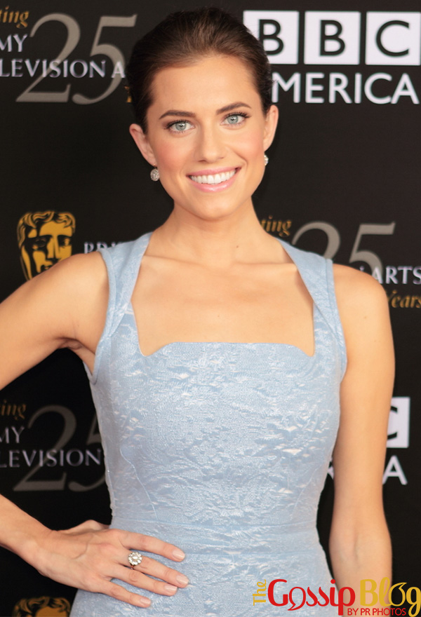 Allison Williams engaged to boyfriend of three years