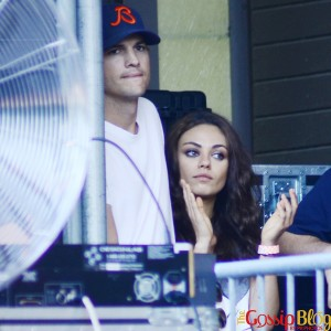 Ashton Kutcher, Mila Kunis, engaged