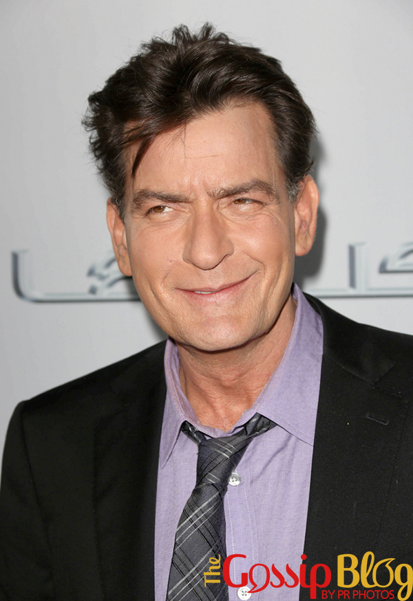 Charlie Sheen is engaged