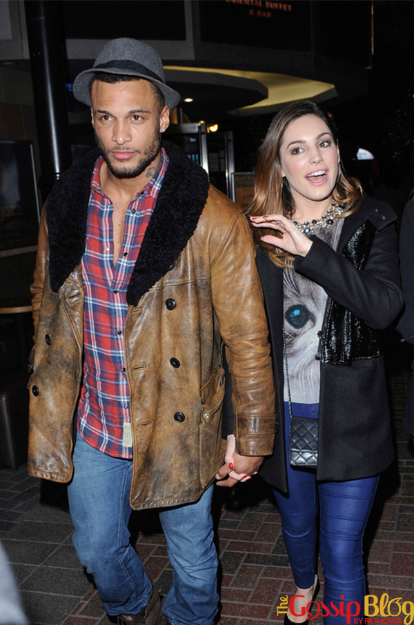 David McIntosh, Kelly Brook split