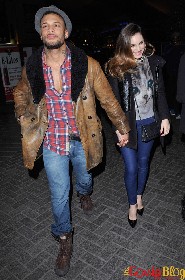 David McIntosh, Kelly Brook