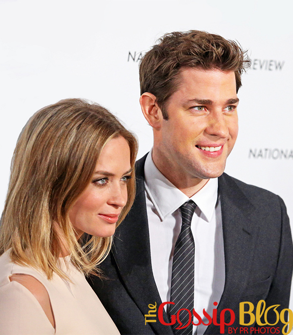 Emily Blunt and John Krasinski welcome daughter