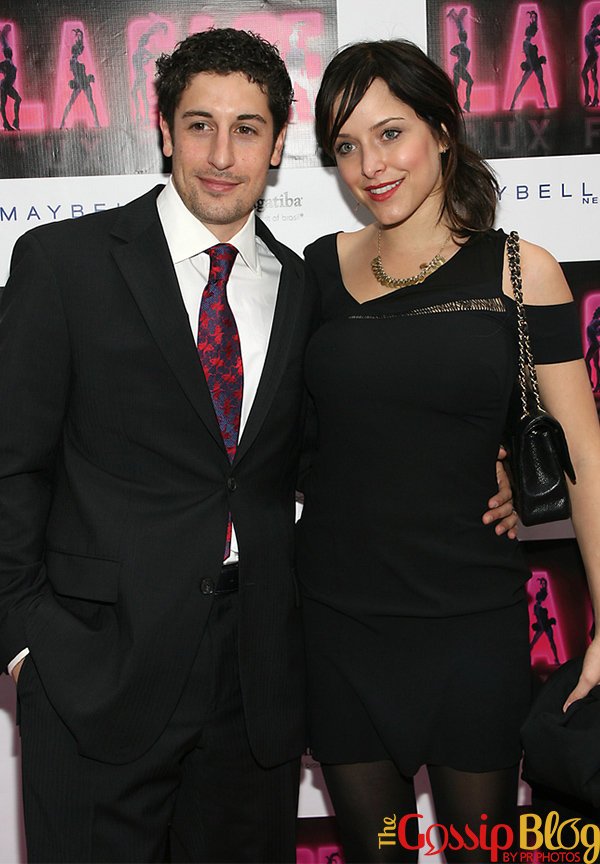 Jason Biggs and wife Jenny Mollen