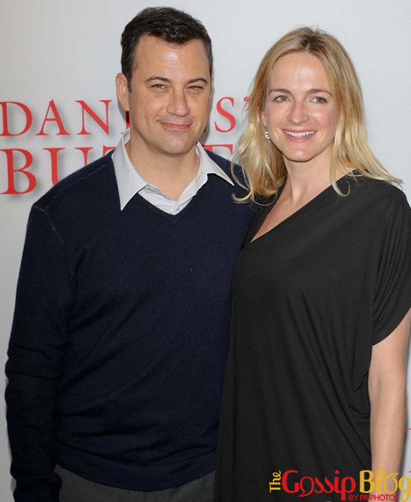 Jimmy Kimmel and Molly McNearney expecting baby