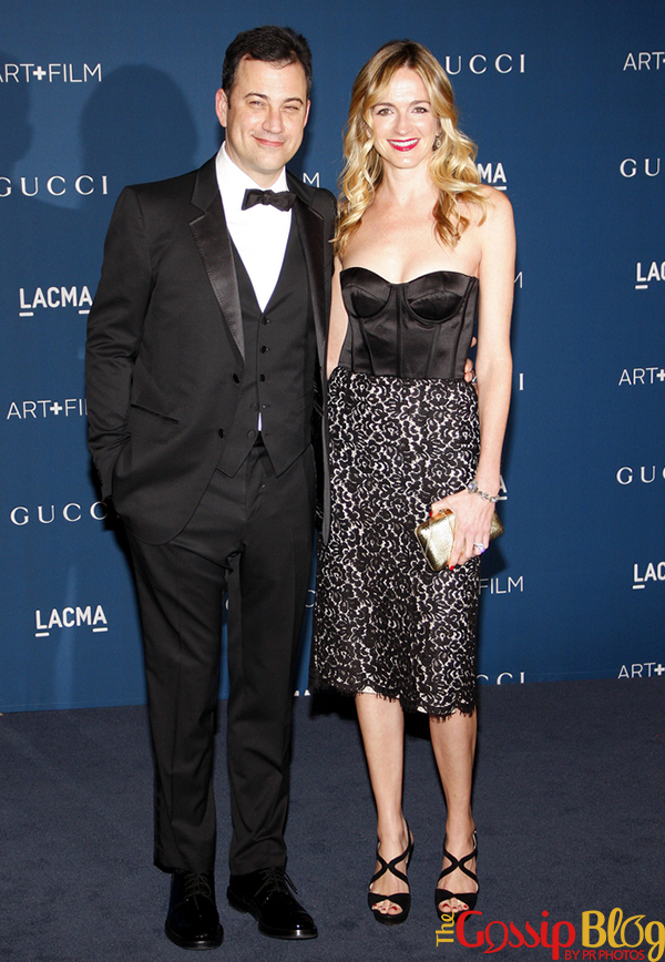Jimmy Kimmel and Molly McNearney pregnant