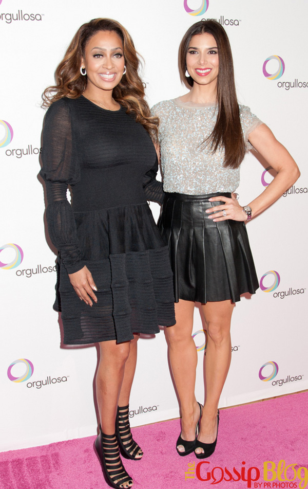 LaLa Anthony, Roselyn Sanchez  'The Nueva Monologues'