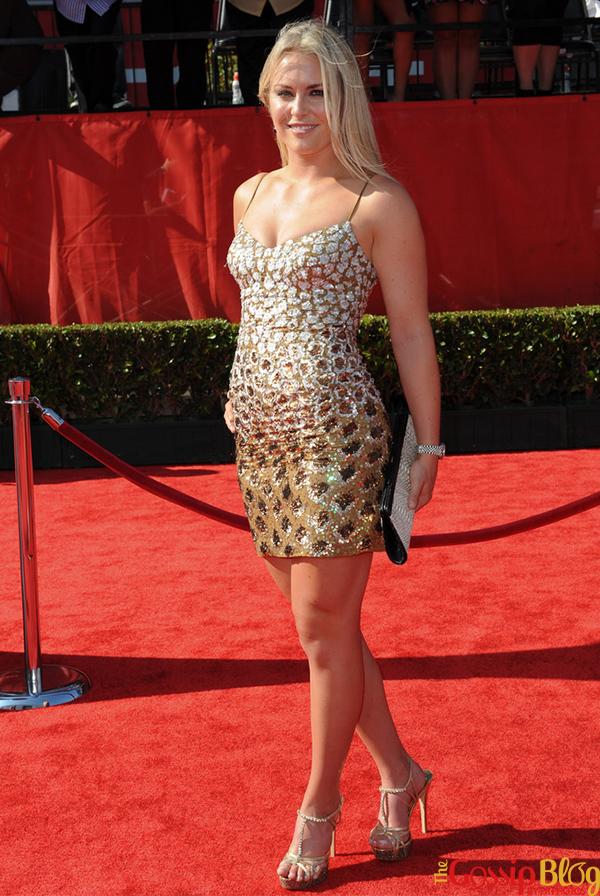 Lindsey Vonn at 2011 ESPY Awards