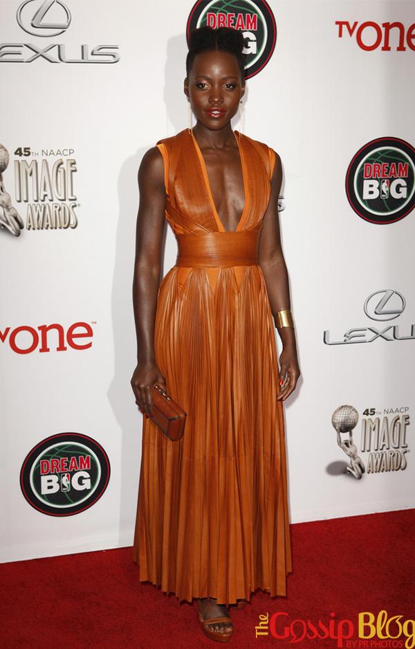 Lupita Nyong'o NAACP Image Awards