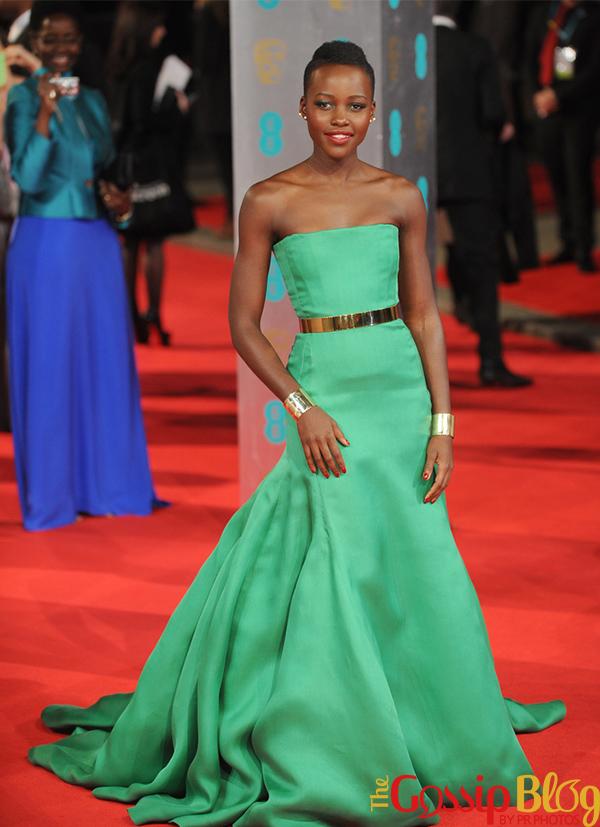 Lupita Nyong'o at 2014 BAFTA