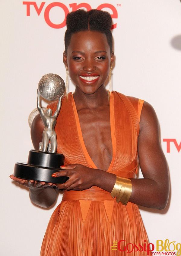 Lupita Nyong'o wins at NAACP Image Awards