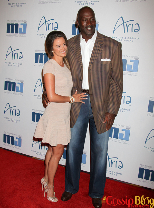 Michael Jordan, Yvette Prieto welcome twins