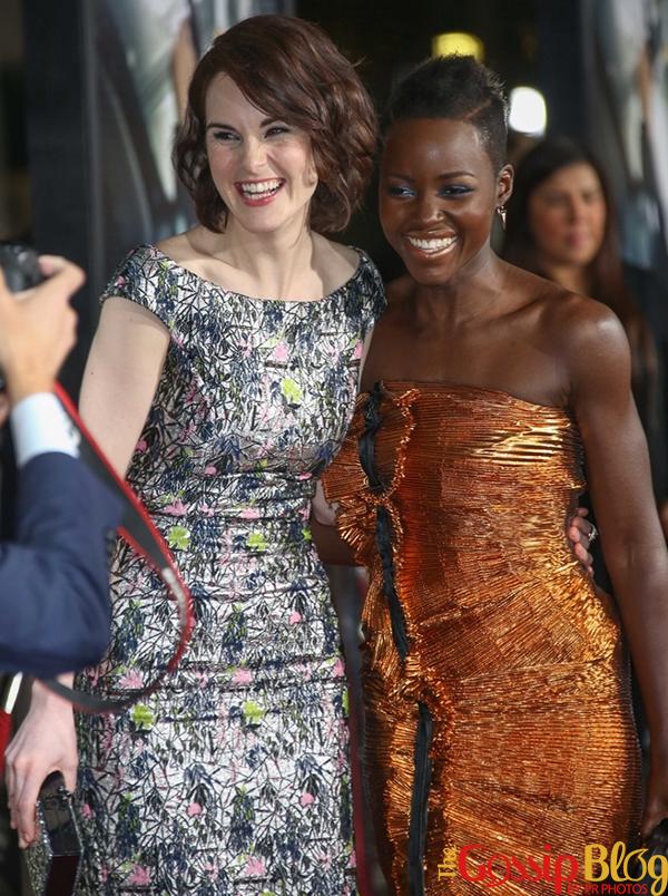 Michelle Dockery, Lupita Nyong'o