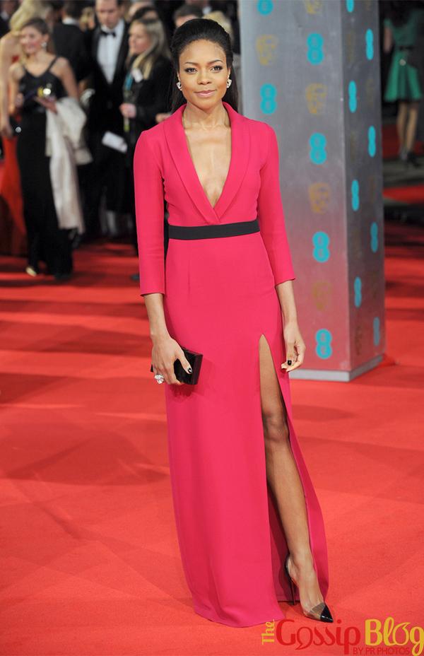 Naomie Harris 2014 BAFTAs
