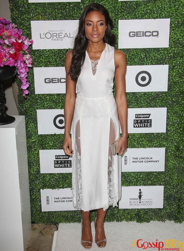 Naomie Harris Essence Luncheon