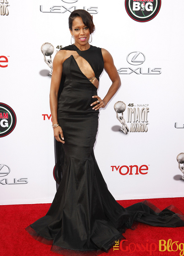 Regina King 2014 NAACP Image Awards