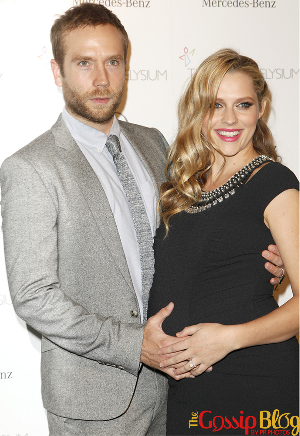 Teresa Palmer and Mark Webber welcome baby boy