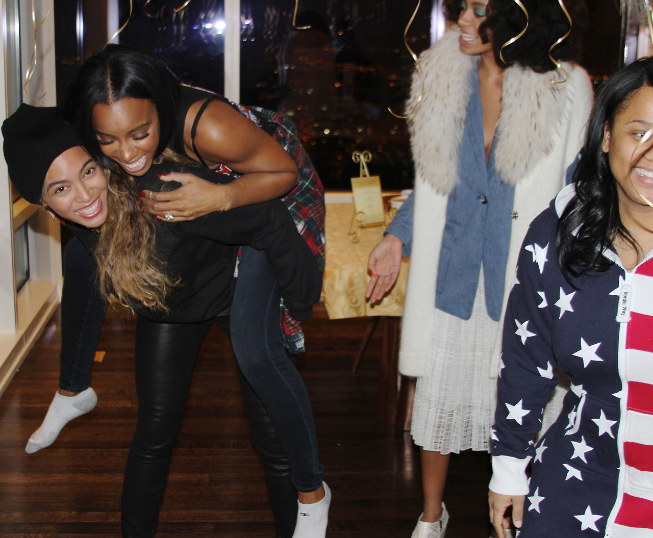 bey and kelly