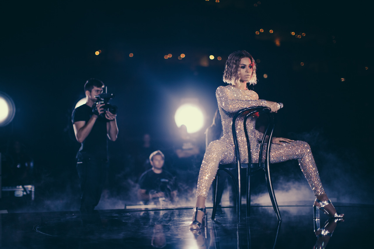 beyonce catsuit