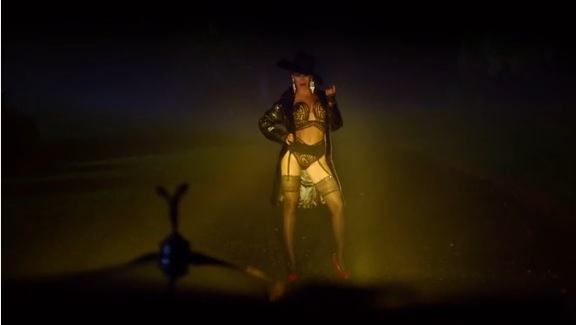 beyonce partition video 2