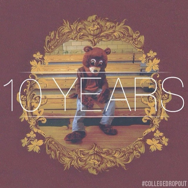 college dropout anniversary
