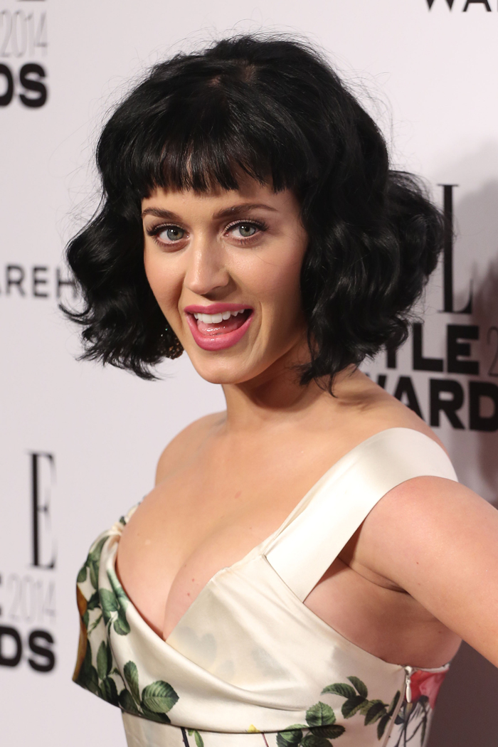 katy perry woman of the year 2014