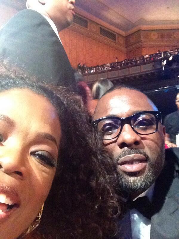 oprah and idris elba photo