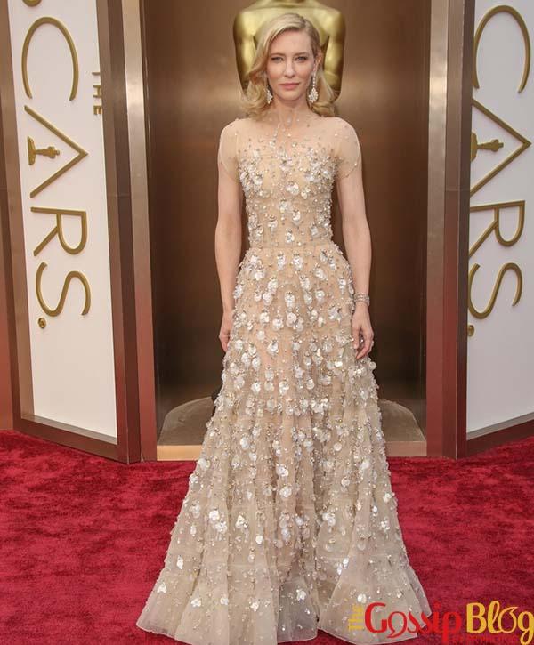 Cate Blanchett, 2014 Academy Awards