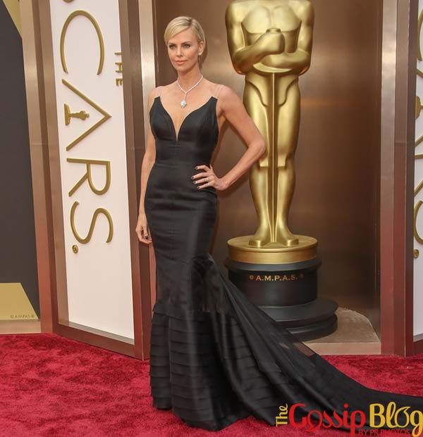 Charlize Theron, 2014 Academy Awards