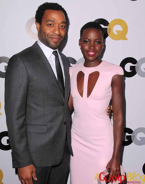 Chiwetel Ejiofor, Lupita Nyong'o