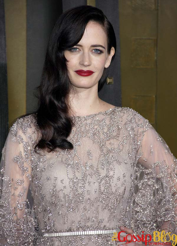 Eva Green at 300 Rise of an Empire Los Angeles Premiere