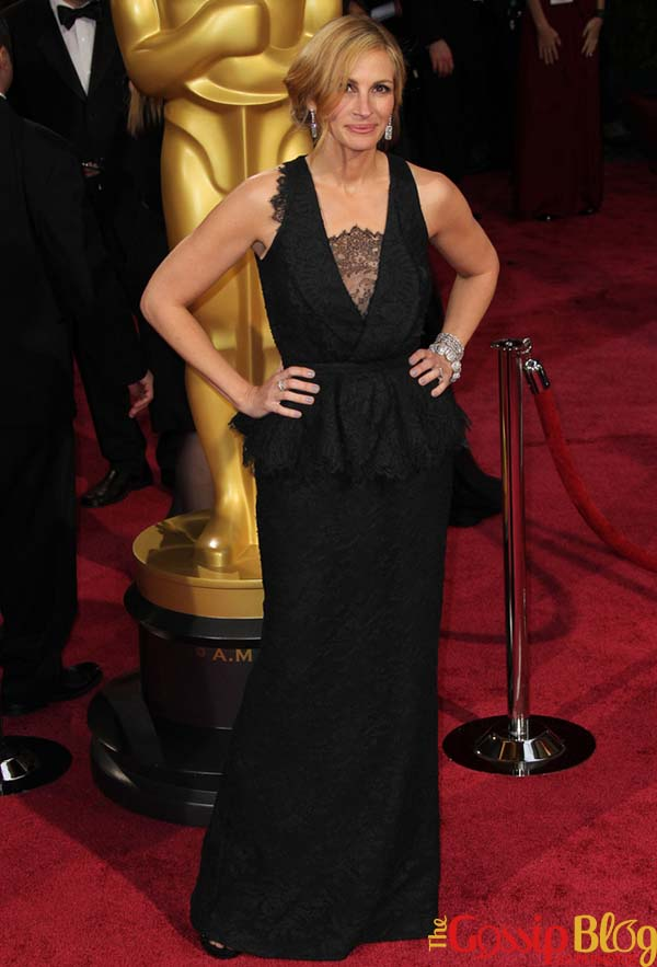 Julia Roberst, 2014 Academy Awards