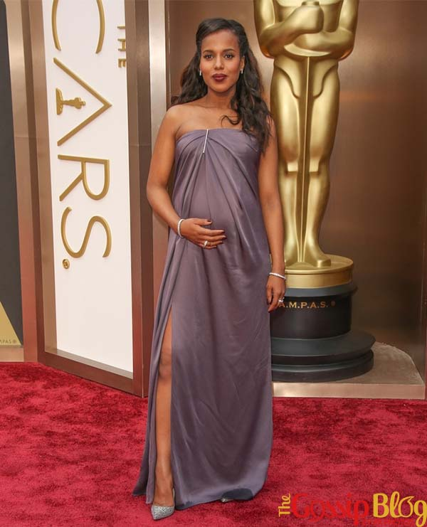 Kerry Washington 2014 Oscars