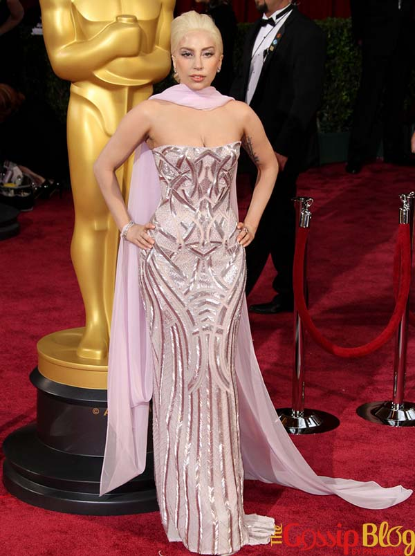 Lady Gaga, 2014 Academy Awards