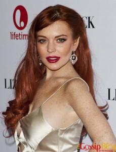 Lindsay Lohan, 2 Broke Girls
