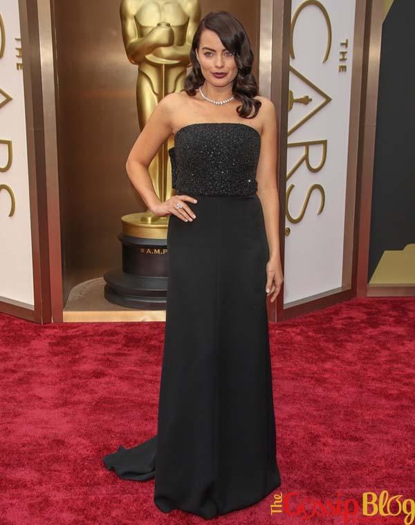 Margot Robbie 2014 Oscars